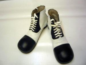 ботинки для аниматора - клоуна