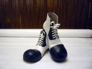 Ботинки сценические клоун