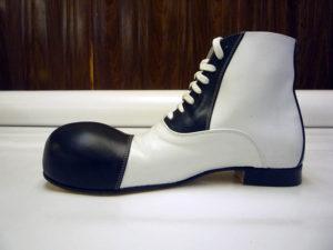 ботинки сценические клоуна