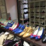 сценическая обувь для спектакля фигаро