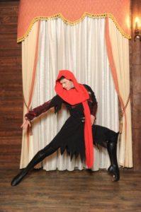 танцор в ичигах кавказ арт. 025к