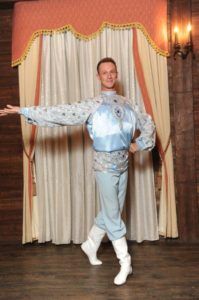 танцор в сапогах калинка арт. 041м