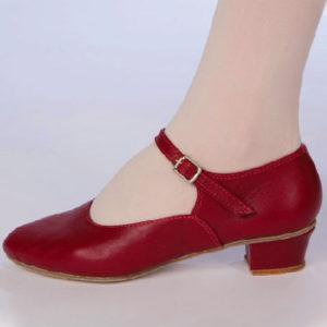туфли танцевальные женские берёзка