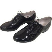 туфли танцевальные мужские лакированные арт. 010к