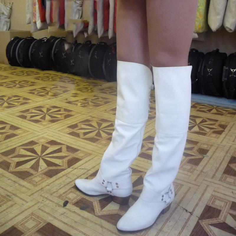 Обувь для ансамбля Москвички