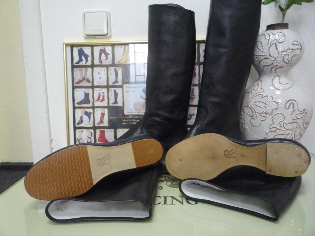 обувь для ансамбля Березка
