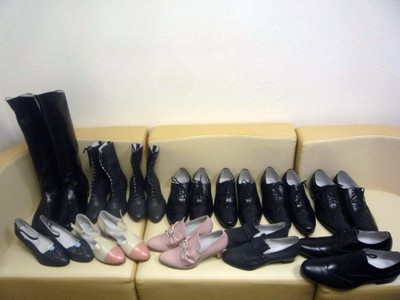 премьера Таланты и поклонники сценическая обувь