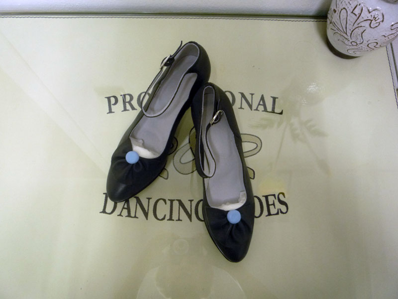 туфли женские сценические