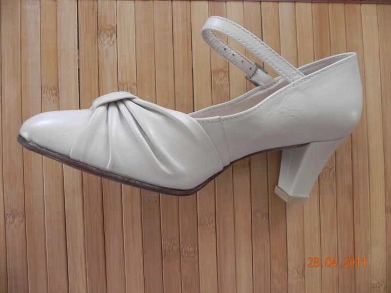 Туфли сценические женские театральные