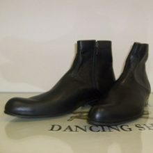 мужские ботинки для театра Ромен