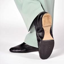 туфли мужские танцевальные