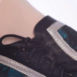 туфли танцевальные жасмин арт.016к