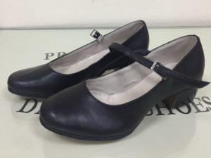 туфли танцевальные женские арт. 015к