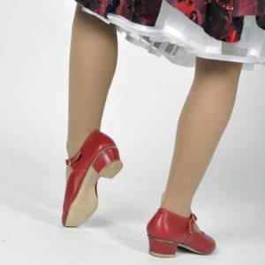 туфли танцевальные женские березка