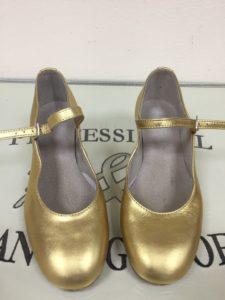 туфли танцевальные женские вид сверху