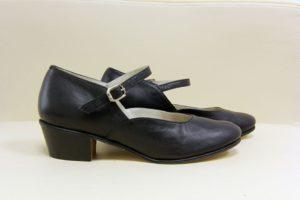 туфли танцевальные для народных танцев берёзка арт. 036м