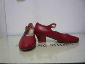 туфли танцевальные гжель