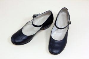 туфли танцевальные женские берёзка арт. 036м