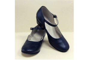 туфли танцевальные женские для народных танцев берёзка арт. 036м