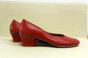 туфли танцевальные женские маруся вид сбоку